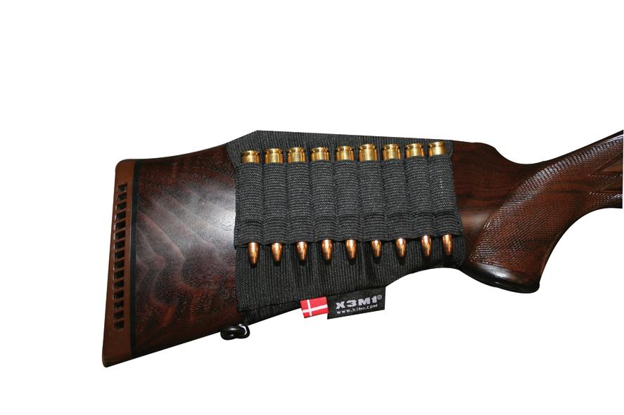 RSH - Rifle butt shell holder
